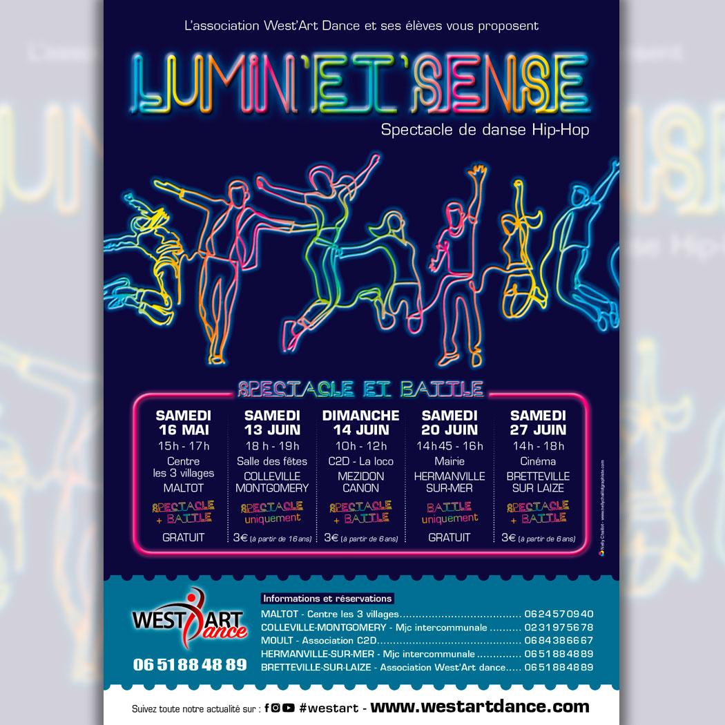 affiche-spectacle-west-art-dance