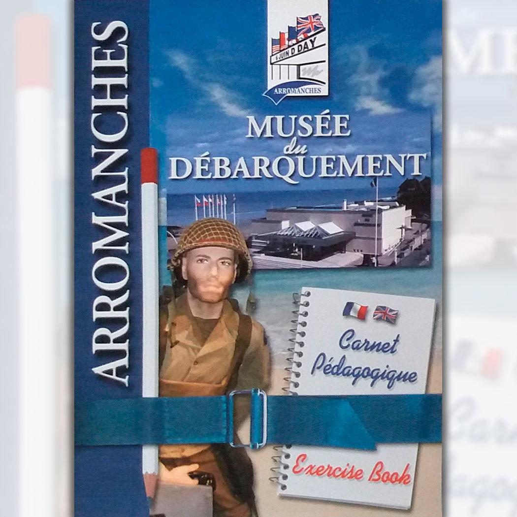 edition-carnet-pedagogique-musee-arromanches